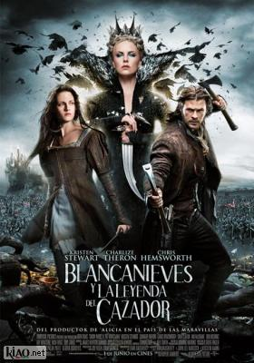 Poster_es Snow White and the Huntsman