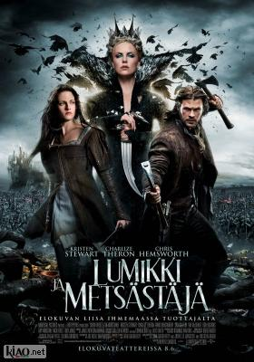 Poster_fi Snow White and the Huntsman
