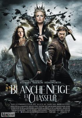 Poster_fr Snow White and the Huntsman