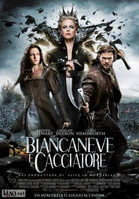 Poster_it Snow White and the Huntsman