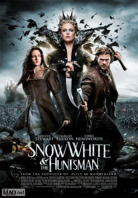 Poster_nl Snow White and the Huntsman