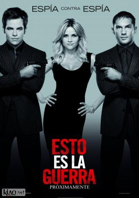 Poster_es This Means War