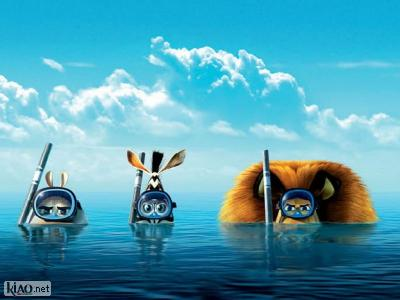 Extrait Madagascar 3: Europe's Most Wanted