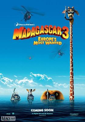 Poster_it Madagascar 3: Europe's Most Wanted