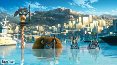 Video Madagascar 3: Europe's Most Wanted