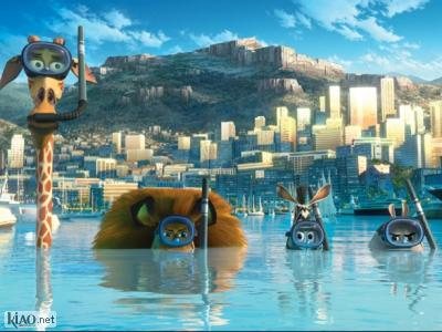 Extrait Madagascar 3: Europe's Most Wanted (Dubbed)