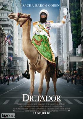 Poster_es The Dictator