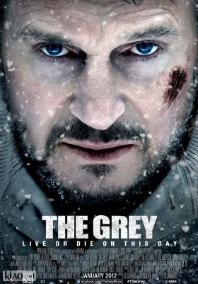 Poster_uk The Grey
