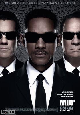 Poster_es Men in Black III