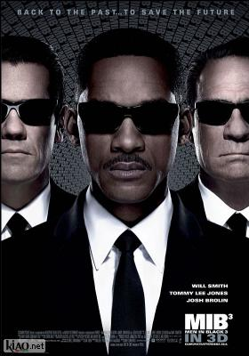 Poster_fi Men in Black III