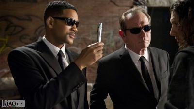 Video Men in Black III
