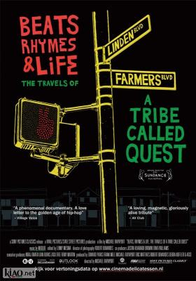 Poster_nl Beats Rhymes & Life: The Travels of a Tribe Called Quest