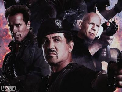 Extrait The Expendables 2