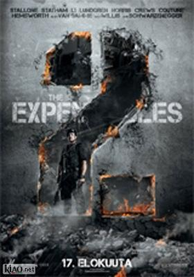 Poster_fi The Expendables 2