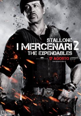 Poster_it The Expendables 2