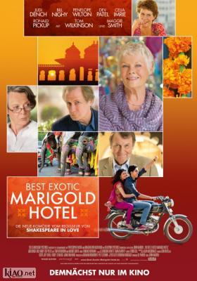 Poster_de The Best Exotic Marigold Hotel