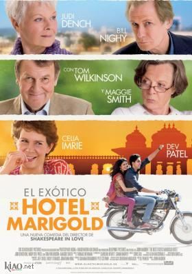Poster_es The Best Exotic Marigold Hotel