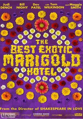 Poster_fr The Best Exotic Marigold Hotel