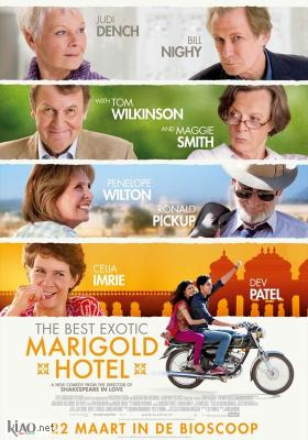 Poster_nl The Best Exotic Marigold Hotel