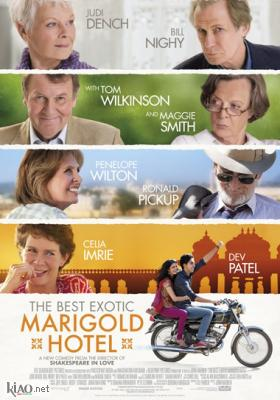 Poster_uk The Best Exotic Marigold Hotel