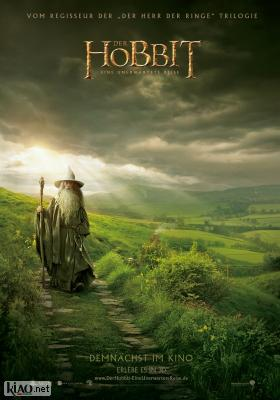 Poster_de The Hobbit: An Unexpected Journey