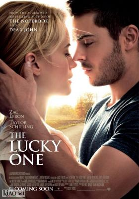 Poster_dk The Lucky One