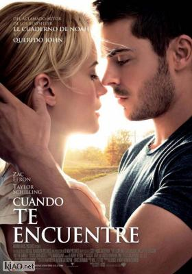 Poster_es The Lucky One
