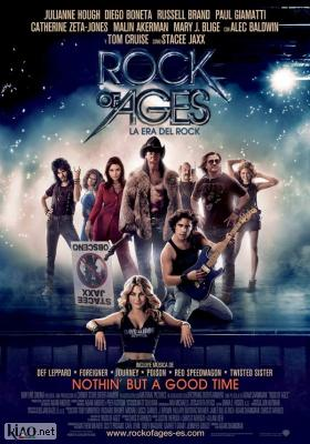 Poster_es Rock of Ages