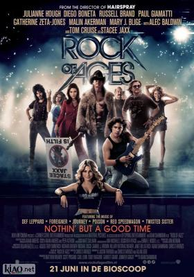 Poster_nl Rock of Ages