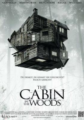 Poster_de The Cabin in the Woods