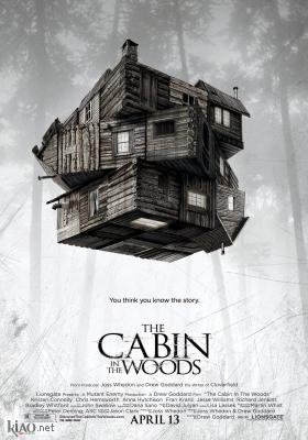 Poster_se The Cabin in the Woods