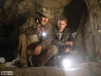 Extrait Indiana Jones and the Kingdom of the Crystal Skull
