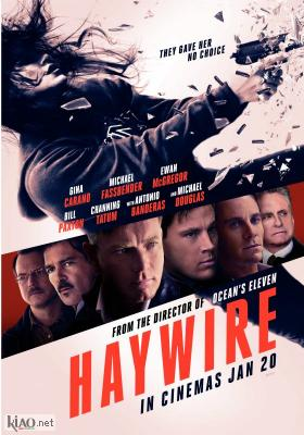 Poster_dk Haywire (Extra clip: Teaser)
