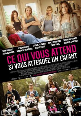 Poster_fr What to Expect When You're Expecting