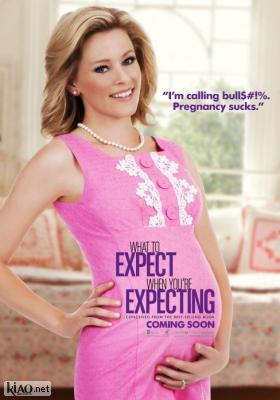 Poster_uk What to Expect When You're Expecting
