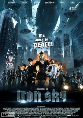 Poster_fi Iron Sky