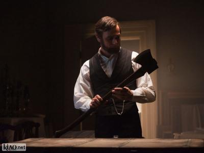 Extrait Abraham Lincoln: Vampire Hunter