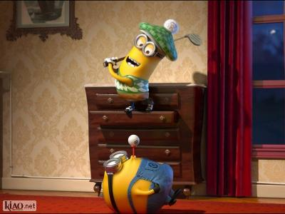 Preview Despicable Me 2