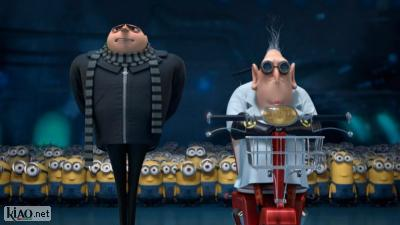 Video Despicable Me 2