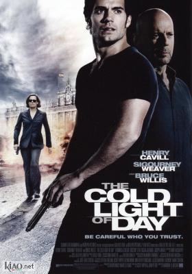 Poster_uk The Cold Light of Day
