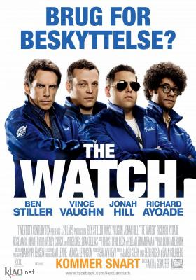 Poster_dk The Watch