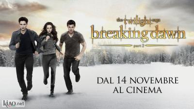 Video The Twilight Saga: Breaking Dawn - Part 2