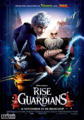 Poster_nl Rise of the Guardians