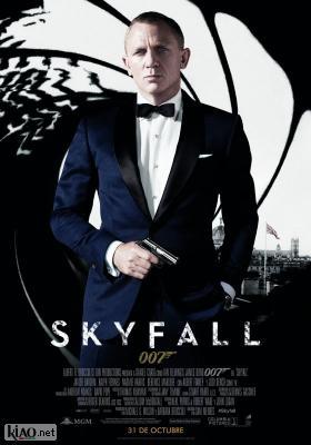 Poster_es Skyfall