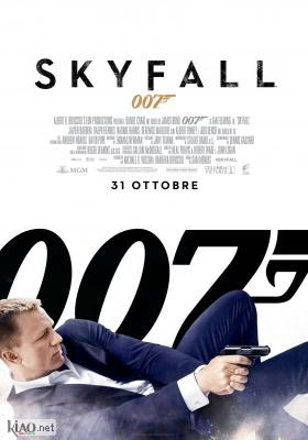 Poster_it Skyfall
