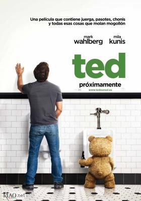Poster_es Ted